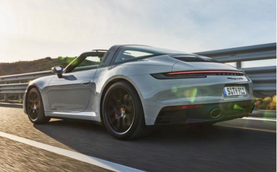 911 タルガ GTS