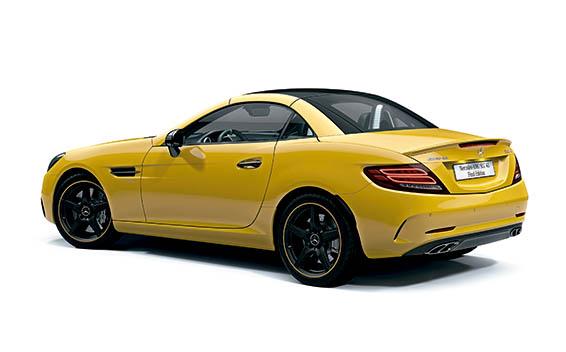 メルセデスAMG SLC43 ファイナルエディション(特別仕様車)