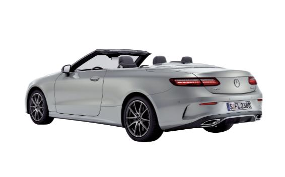 E450 4マチック カブリオレ スポーツ(ISG搭載モデル)
