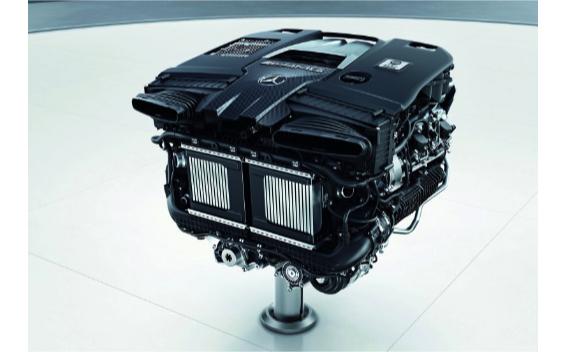 メルセデスAMG GLS63 4マチック+(ISG搭載モデル)