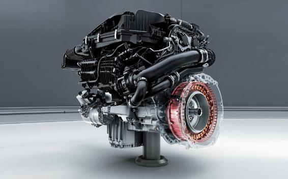 M256 ガソリンエンジン