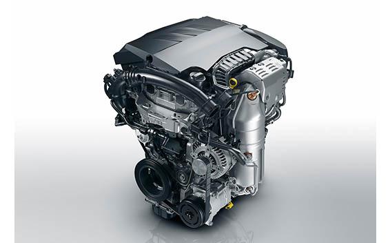 1.2リッターガソリンエンジン
