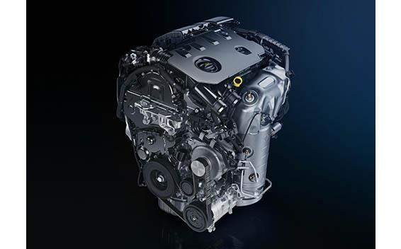 1.5リッタークリーンディーゼルエンジン