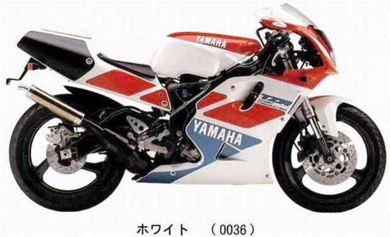 ヤマハ TZR250R SP