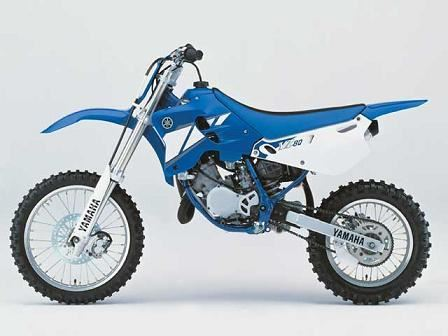 ヤマハ YZ80