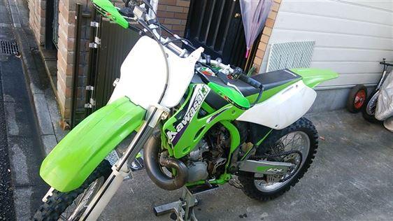 ヤマハ KX250