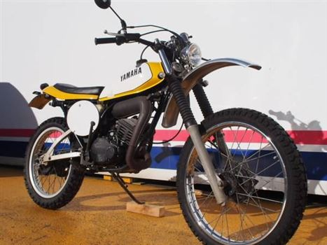 ヤマハ DT125