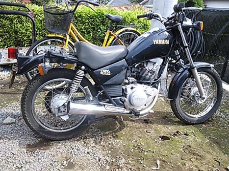 ヤマハ SR125