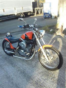 ヤマハ ビラーゴ250