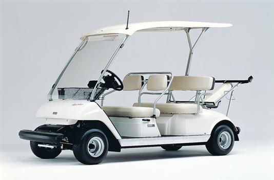 ヤマハ ゴルフカー