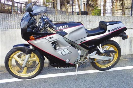 ヤマハ FZR250_3HX