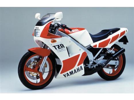 ヤマハ TZR250-1
