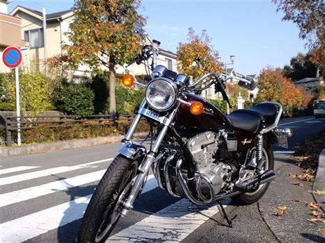 ヤマハ XS750