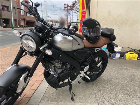 ヤマハ XSR155