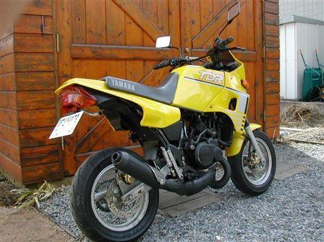 ヤマハ TDR50