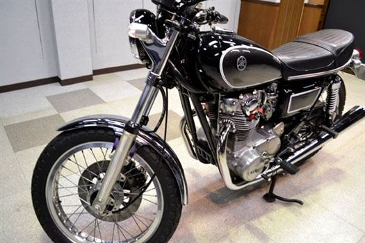 ヤマハ TX650