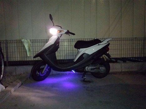 ヤマハ スーパージョグZR