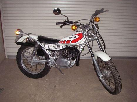 ヤマハ TY125