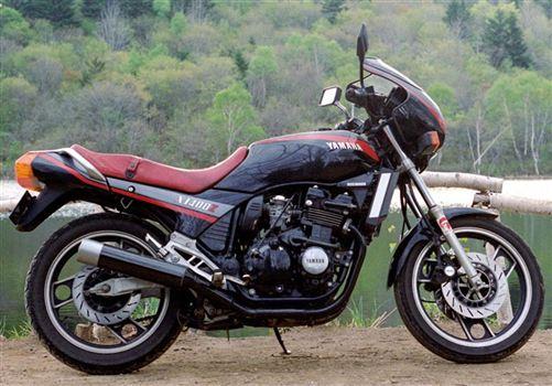ヤマハ XJ400ZS