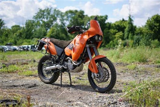 KTM KTM640アドベンチャー