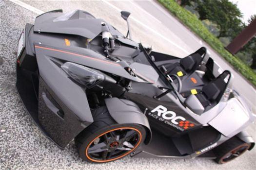 KTM X-Bow (クロスボウ)
