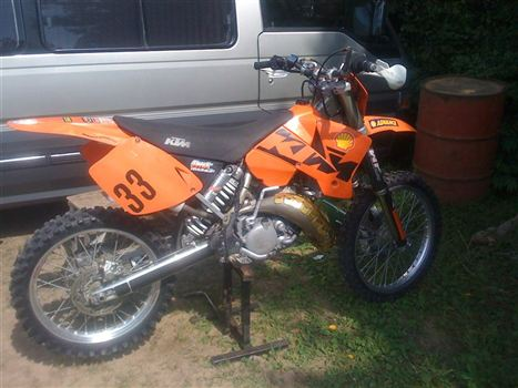 KTM 125SX