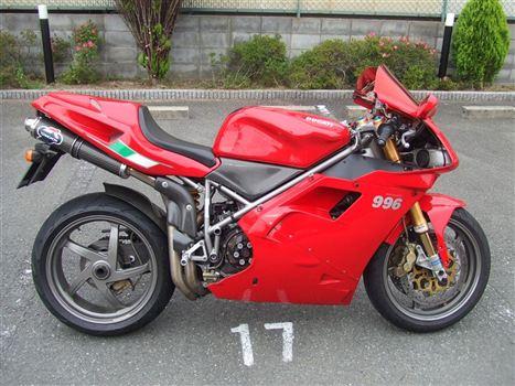 ドゥカティ 996SPS