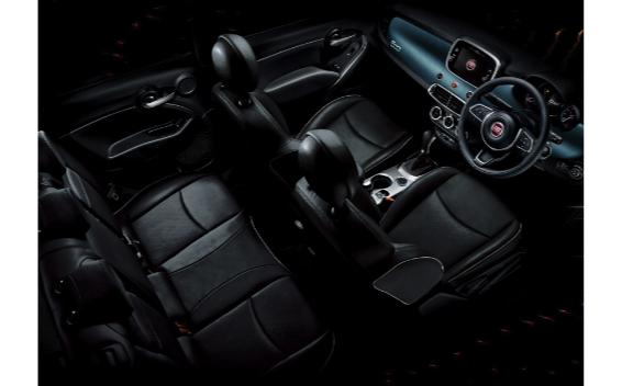 500X インディゴ(特別仕様車)