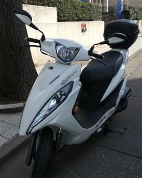 キムコ GP 125i