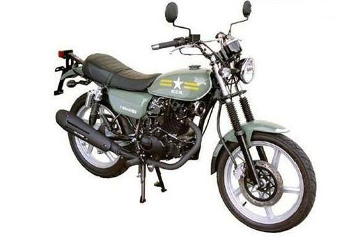 キムコ KCR125