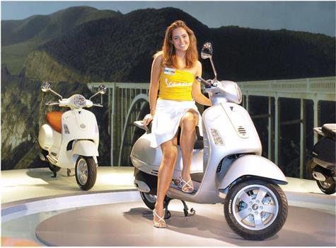 ベスパ GT200L