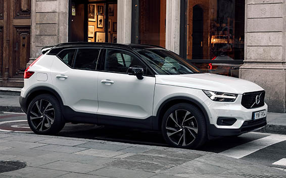 XC40(ボルボ)の口コミ・評価