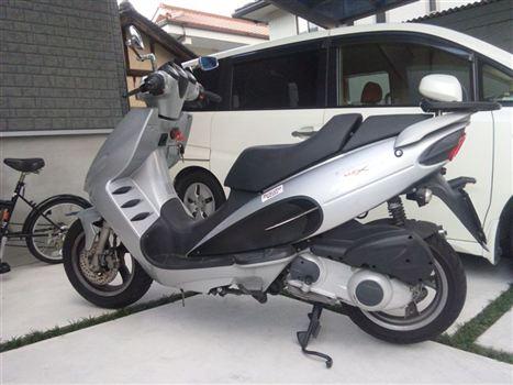マラグーティ ファントムマックス 250