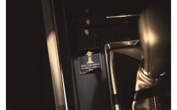 100周年特別記念車 2020 WCDOTY TOP3 選出記念モデル(特別仕様車)
