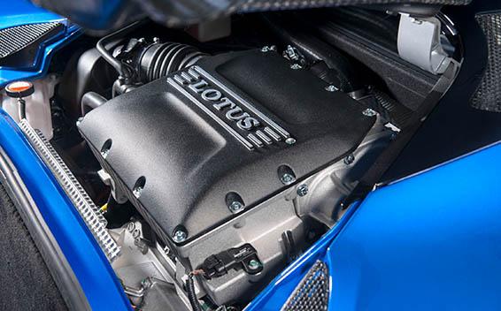 エヴォーラ GT410スポーツ