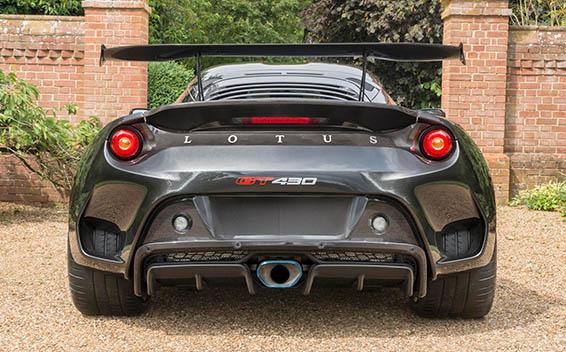エヴォーラ GT430(特別仕様車)
