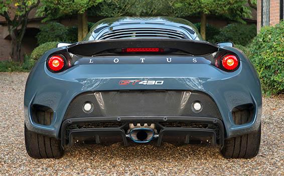 エヴォーラ GT430 スポーツ