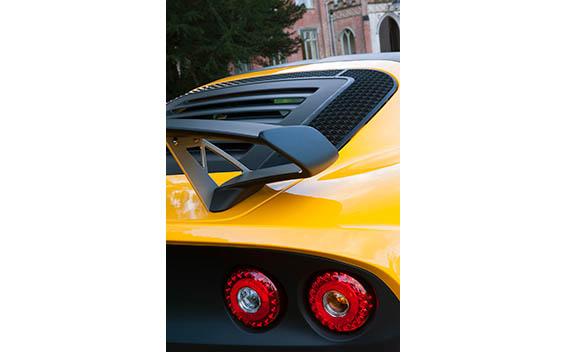 エキシージ スポーツ 350 ロードスター
