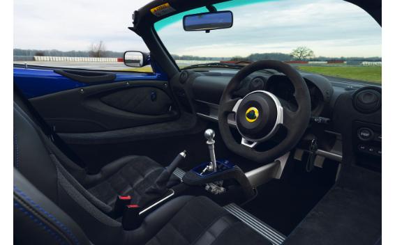 エリーゼ スポーツ 240 ファイナルエディション(特別仕様車)