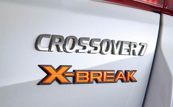 Xブレイク(特別仕様車)