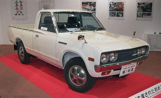 北米日産 Datsun Truck 620