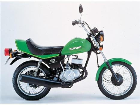 スズキ マメタン50