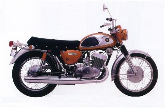 スズキ T500