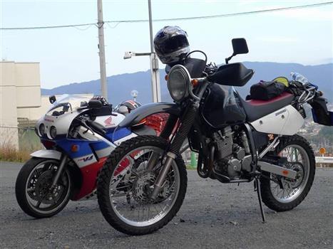 スズキ ジェベル250XC