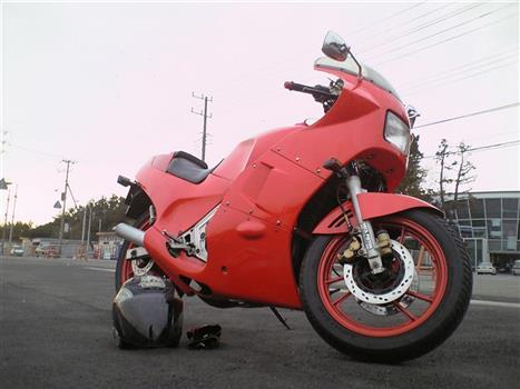 スズキ RG-Γ250