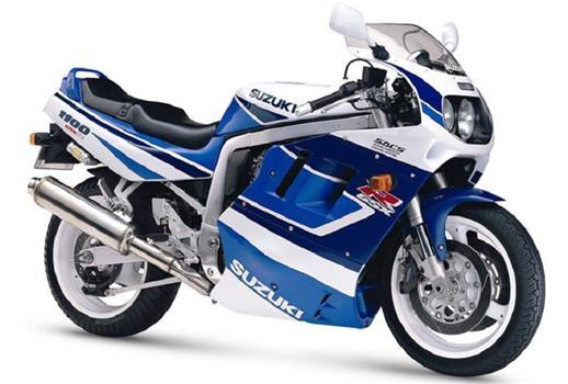 スズキ GSX-R1100M