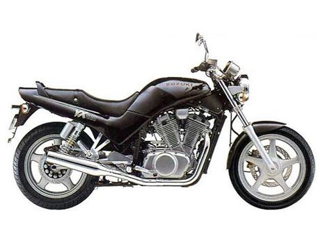 スズキ VX800