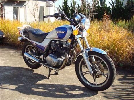 スズキ GR650