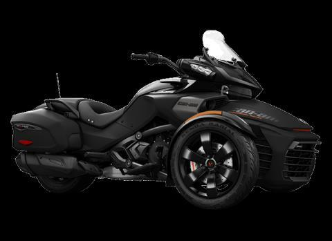 BRP can-am Spyder F3 Limited
