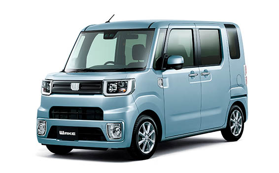 """L""""リミテッド SA III""""(特別仕様車)"""
